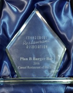 b Restaurants Wins Casual Restaurant of the Year