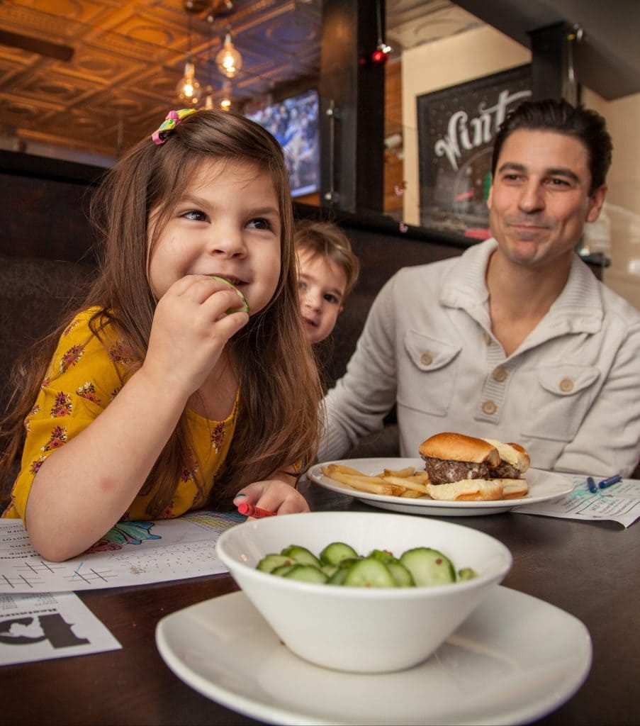 New Kid's Menu launches at Plan b